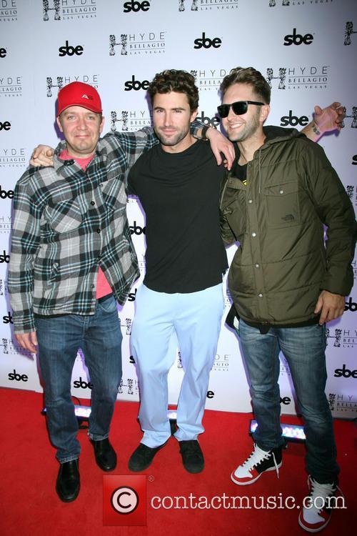 Reality Star Brody Jenner at Hyde Nightclub