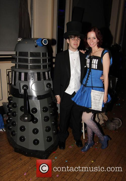 Doctor Who, Jenniffer Horn and Klehlyn Mccord 6