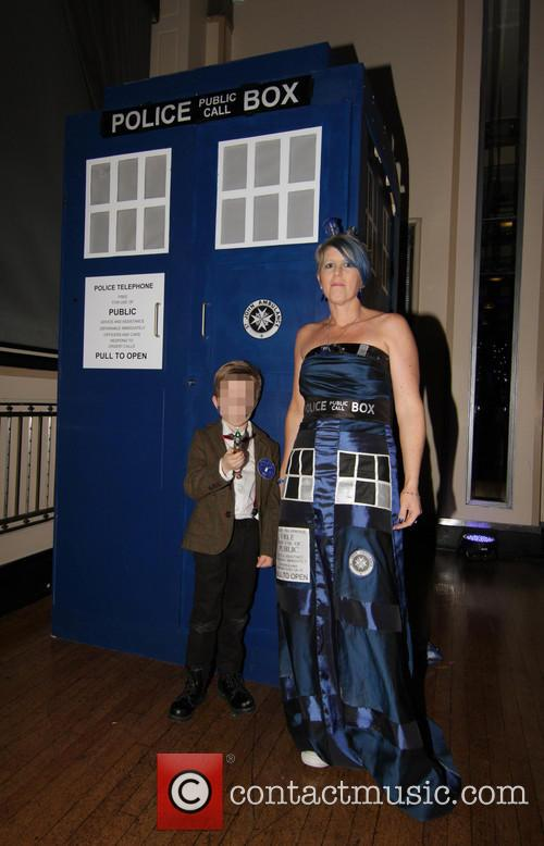 Doctor Who and Kirsty 3