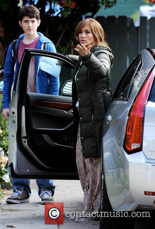 Jennifer Lopez and Ian Nelson 2