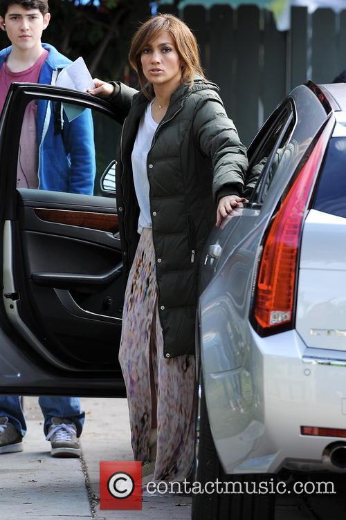 Jennifer Lopez and Ian Nelson 4