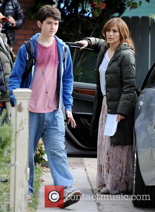 Jennifer Lopez and Ian Nelson