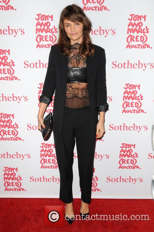 Helena Christensen, Sotheby's New York