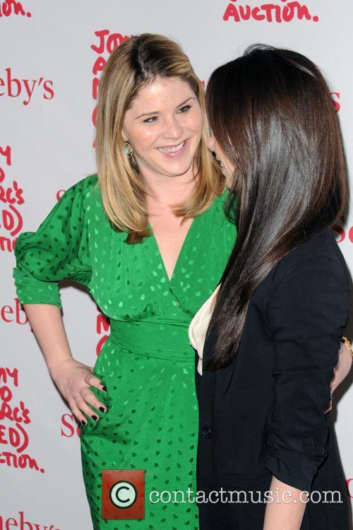 Jenna Bush Hager and Barbara Bush 3