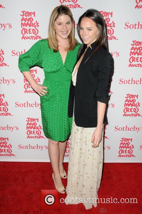 Jenna Bush Hager and Barbara Bush 4