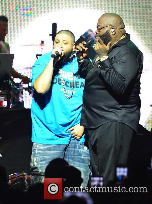 Dj Khaled and Rick Ross 2