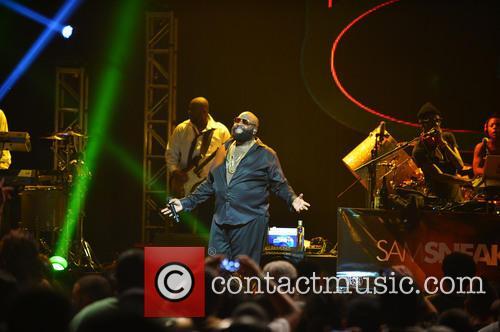 Rick Ross In Concert