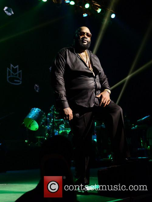 Rick Ross, James L Knight Center