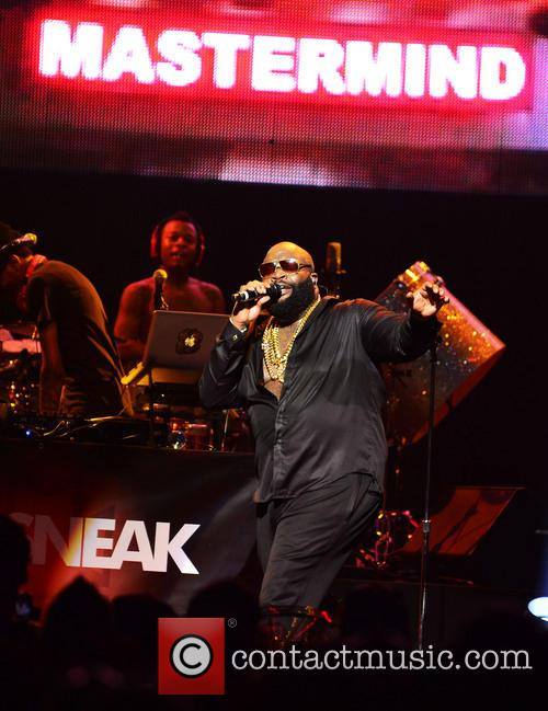 Rick Ross In Concert