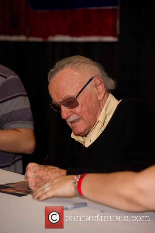 Stan Lee at Austin Comic Con