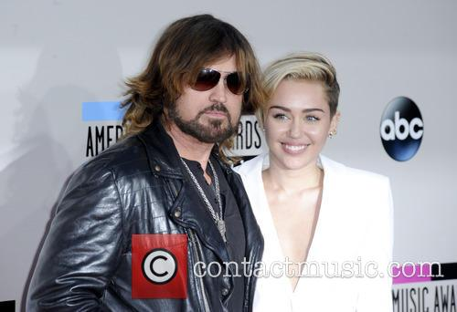 Billy Ray Cyrus and Miley Cyrus 2