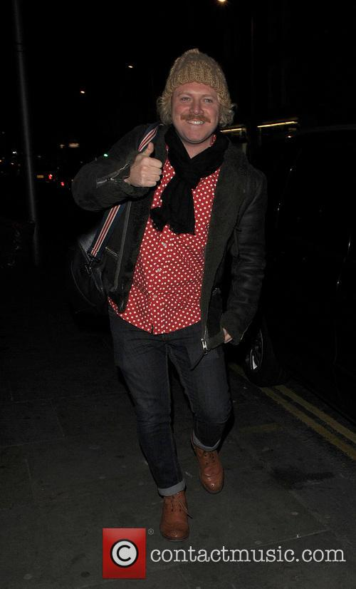 leigh francis celebrity juice wrap party 3971108