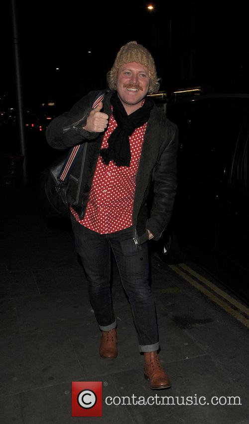 leigh francis celebrity juice wrap party 3971116