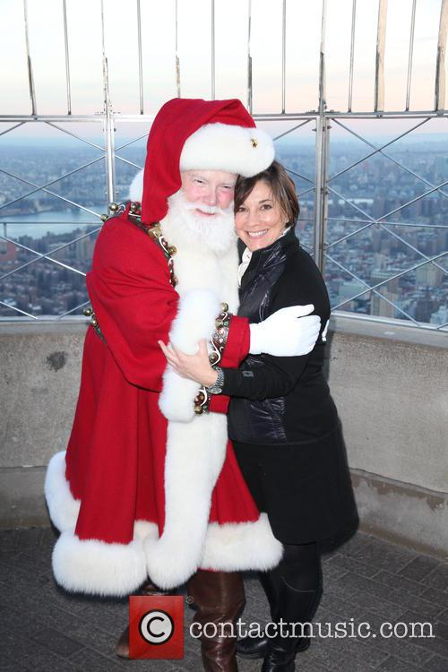 Santa Claus and Amy Kule 7