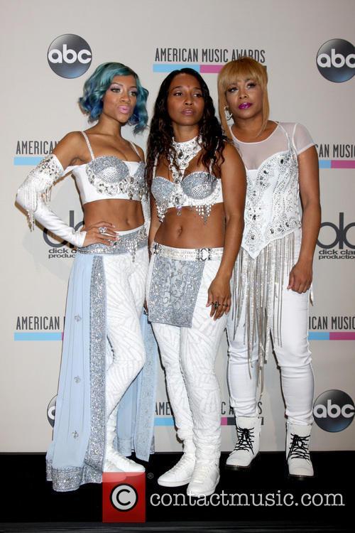 Rihanna TLC Naked