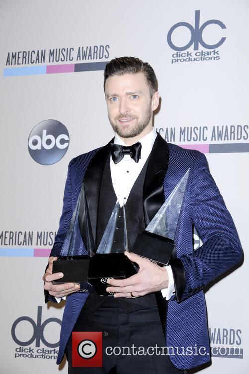 Justin Timberlake, American Music Awards