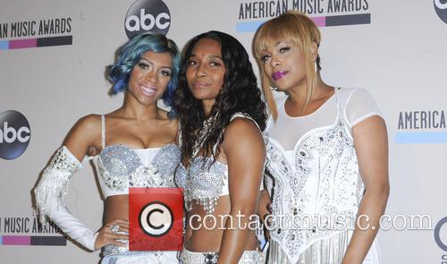 Lil' Mama, T-boz and Chilli 4
