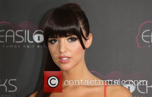 lucy mecklenburgh easilocks press launch with 3970383