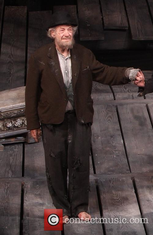 Sir Ian McKellen No Man's Land