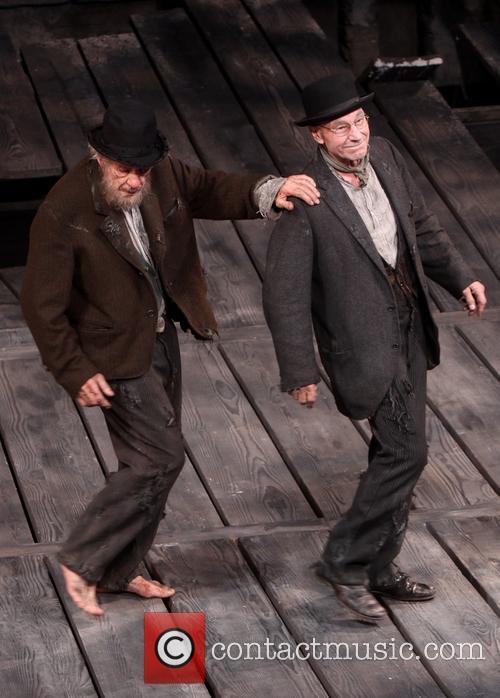 Ian Mckellen and Patrick Stewart 2
