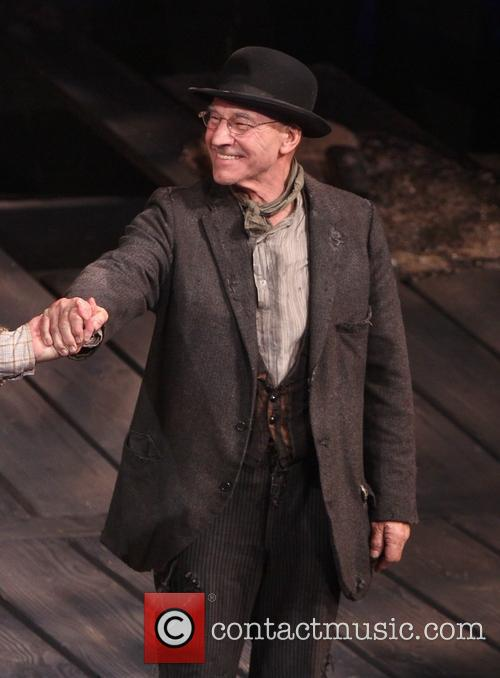 Opening Night Curtain Call for Broadway's Waiting For...