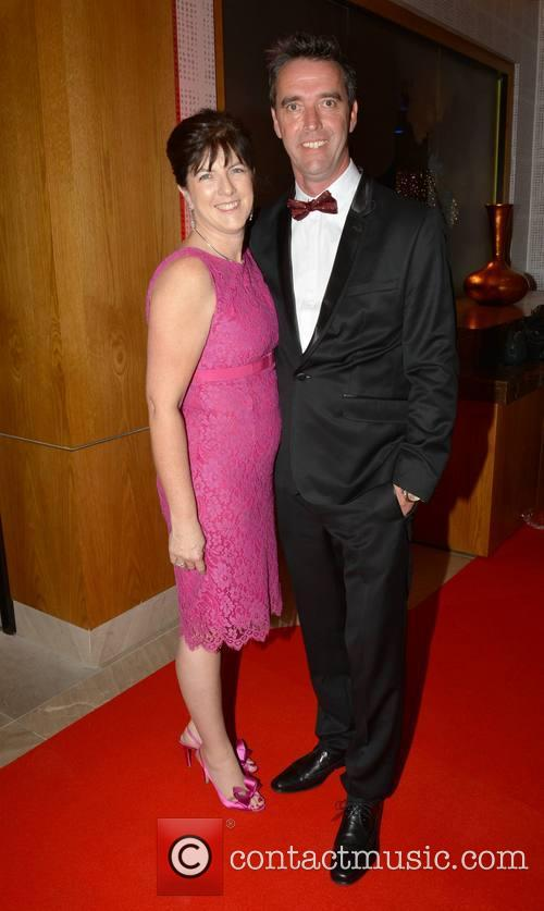 Kevin Dundon & wife Catherine Dundon 1