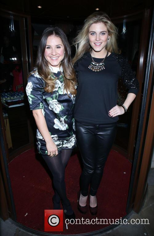 Electra Formosa and Ashley James 8