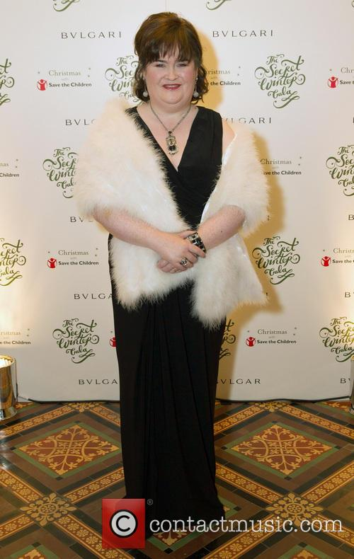 Susan Boyle, Save the Children Event