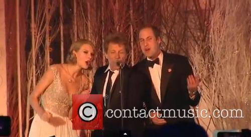Taylor Swift, Jon Bon Jovi, Prince William and Duke of Cambridge 10