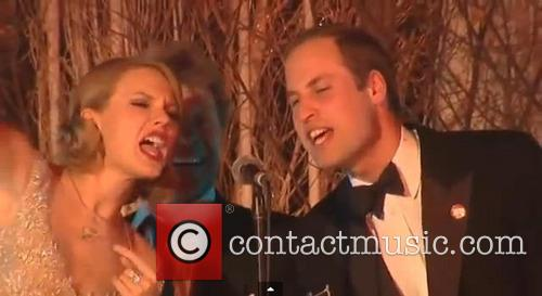Taylor Swift, Jon Bon Jovi, Prince William and Duke of Cambridge 13