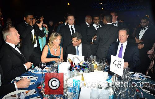 British Curry Awards held at the Battersea Evolution