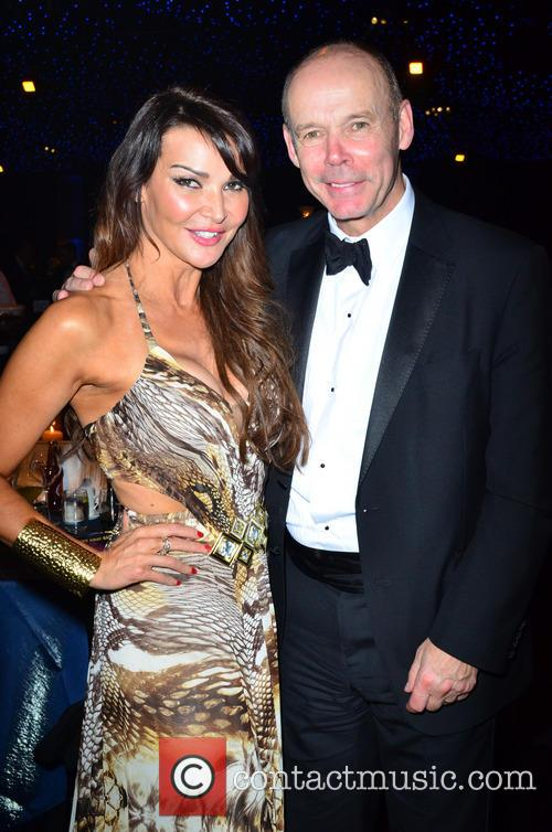 Lizzie Cundy and Clive Woodward 10