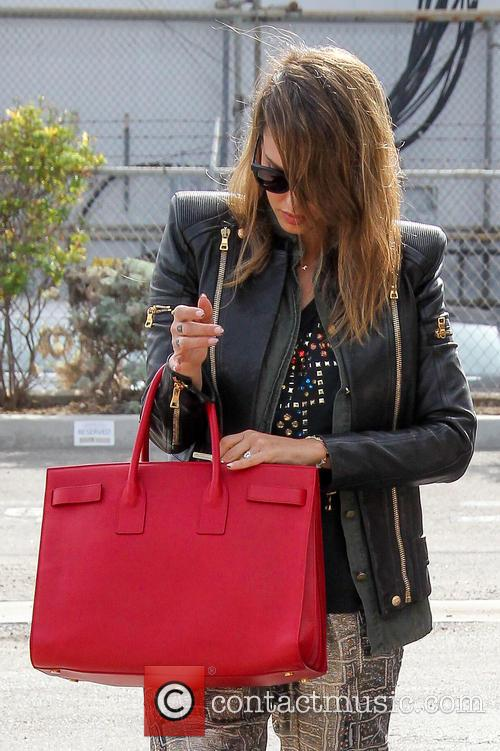 jessica alba jessica alba out and about 3971980