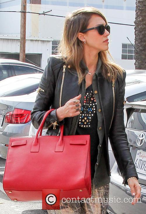 jessica alba jessica alba out and about 3971985