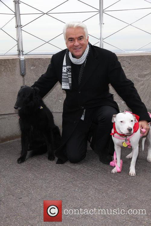 John O'hurley and And Mans Best Friends 1