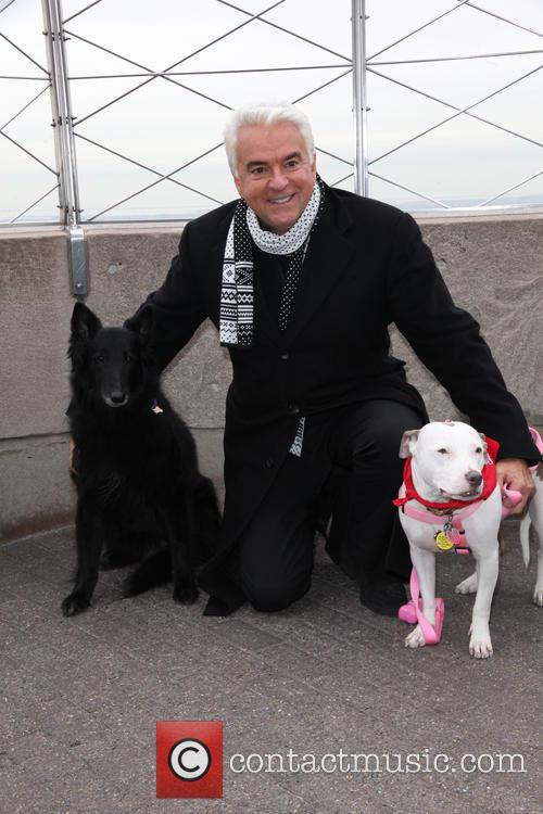 John O'hurley and And Mans Best Friends 3