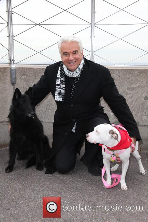 John O'hurley and And Mans Best Friends 4