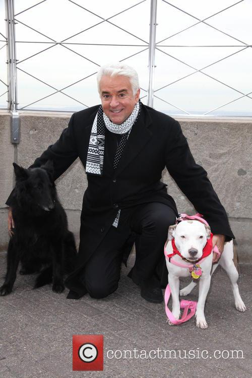 John O'hurley and And Mans Best Friends 5