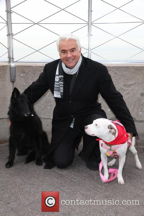 John O'hurley and And Mans Best Friends 10