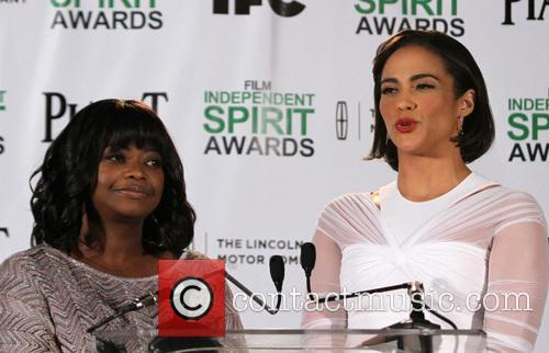 Octavia Spencer and Paula Patton 2