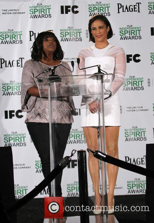 Octavia Spencer and Paula Patton 3
