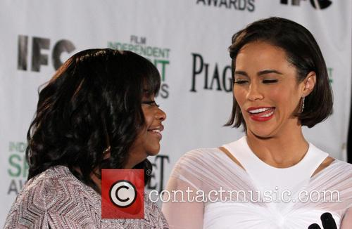 Octavia Spencer and Paula Patton 4