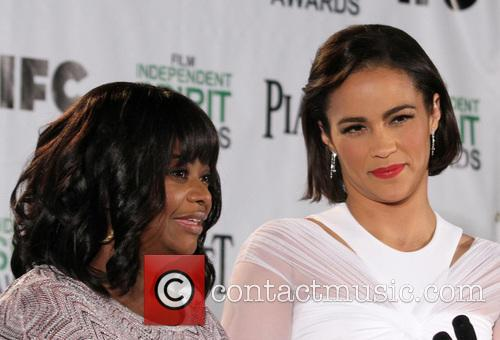 Octavia Spencer and Paula Patton 6