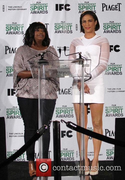 Octavia Spencer and Paula Patton 1