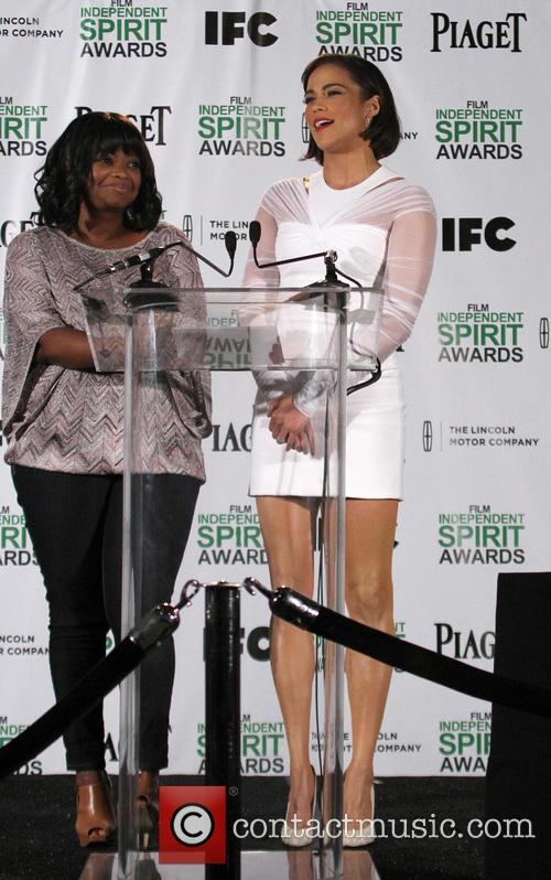 Octavia Spencer and Paula Patton 7