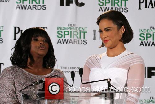 Octavia Spencer and Paula Patton 8