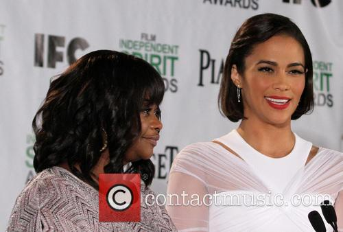Octavia Spencer and Paula Patton 12