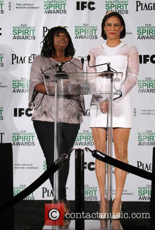 Octavia Spencer and Paula Patton 14