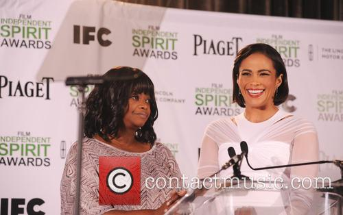 Octavia Spencer, Paula Patton, Spirit Awards