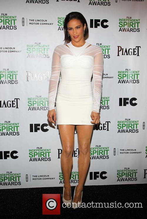 Paula Patton, W Hollywood, Independent Spirit Awards